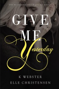 givemeyesterdaycover