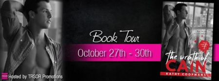 the wrath of cain book tour
