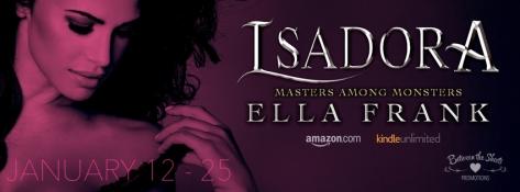 ISADORA -Banner