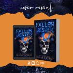 Cover Reveal: Fallen Jester by DevneyPerry