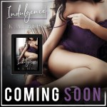 Cover Reveal: Indulgence by K.A. Berg