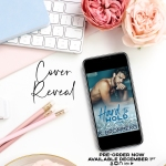 Cover Reveal: Hard to Hold by K. Bromberg