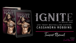 Teaser Reveal: Ignite by Cassandra Robbins