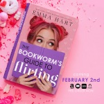 Cover Reveal: The Bookworm's Guide To Flirting by EmmaHart