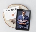 Cover Reveal: The Invitation by ViKeeland