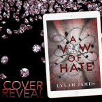 Cover Reveal: A Vow Of Hate by Lylah James