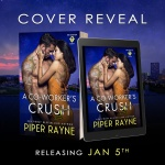 Cover Reveal: A Co-Worker's Crush by Piper Rayne