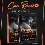 Cover Reveal: LOVE THY NEIGHBOR: ROOMMATE ROMPS by Teagan Hunter