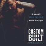Release Blitz: Custom Built by Chantal Fernando