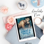 Release Blitz: Hard to Hold by K. Bromberg