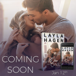 Cover Reveal: My One and Only by Layla Hagen