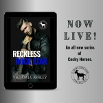 Release Blitz: Reckless Rock Star by VictoriaAshley