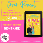 Cover Reveal: Rival Hearts by Brenda St JohnBrown