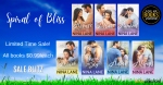 Series Sale Blitz: Spiral of Bliss Series by Nina Lane