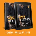 Cover Reveal: The Stud Next Door by KendallRyan