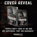 Cover Reveal: Tongue (Ruthless Kings MC #8) by K.L. Savage