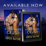 Release Blitz: A Co-Worker's Crush by PiperRayne
