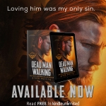 Release Blitz: Dead Man Walking by GianaDarling