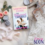 Cover Reveal: The Engagement Embargo by SamanthaChase