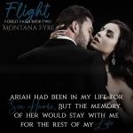 Release Blitz: Flight by MontanaFyre