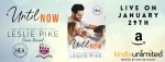 Cover Reveal: Until Now by Leslie Pike