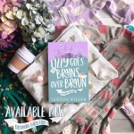 Blog Tour: Lizzy Goes Brains Over Braun by JasindaWilder