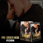 Cover Reveal: Beautiful Enemy by Piper Lawson