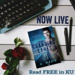 Release Blitz: Changing Lanes by A.Marie