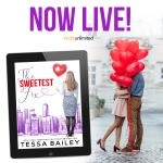 Release Blitz: The Sweetest Fix by TessaBailey