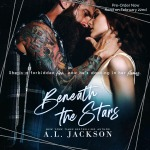 Cover Reveal: Beneath The Stars by A.L.Jackson