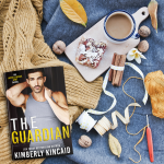 Cover Reveal: The Guardian by Kimberly Kincaid