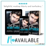 Release Blitz: The Hot Mess and the Hearthrob by Pippa Grant