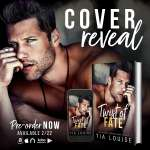 Cover Reveal: Twist of Fate by TiaLouise