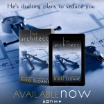 Release Blitz: The Architect by NikkiSloane
