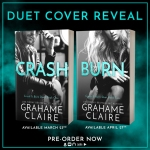 Duet Cover Reveal: Crash & Burn Duet by GrahameClaire