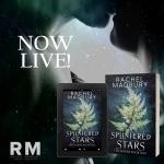 Release Blitz: Splintered Stars by RachelMadbury