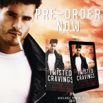 Cover Reveal: Twisted Cravings by CoraReilly