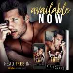 Release Blitz: Twist of Fate by TiaLouise