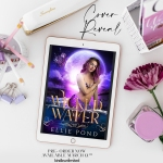 Ellie Pond has revealed the cover for Wicked Water!