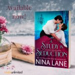 Release Blitz: A Study In Seduction by NinaLane