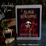 Release Blitz: Black Sunshine by KarinaHalle