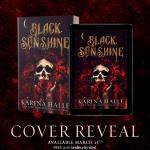 Cover Reveal: Black Sunshine by KarinaHalle