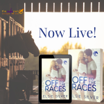 Release Blitz for Off to the Races by ElsieSilver