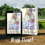 Release Tour for Off to the Races by ElsieSilver