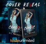 Cover Reveal: Chaotic by K.L.Savage