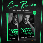 Cover Reveal: Crave Thy Neighbor by TeaganHunter