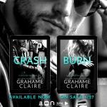 Release Blitz: Crash by GrahameClaire