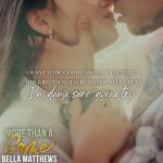 Release Blitz: More Than A Game by BellaMatthews