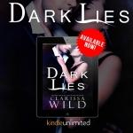 Release Blitz: Dark Lies by ClarissaWild