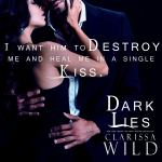 Cover Reveal: Dark Lies by Clarissa Wild